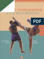 La Boxe Thaïlandaise Et Le Kick-boxing by Carter Raymond H.a., Boyard Pascal.