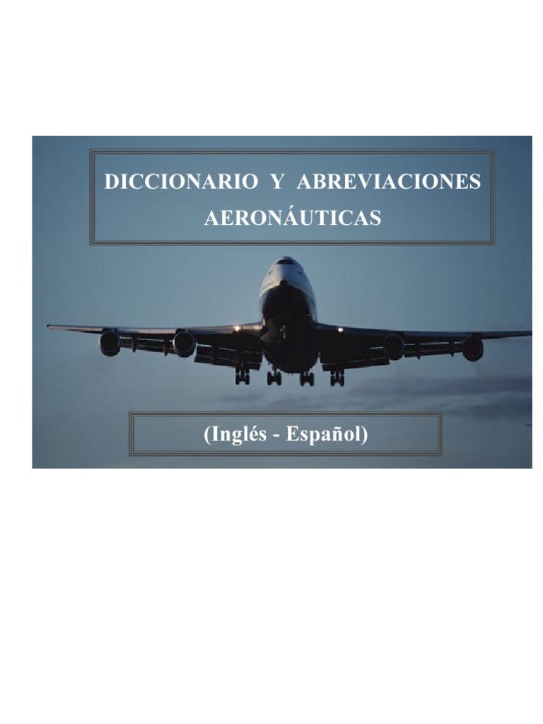 diccionario aeronautico inglesespa241ol