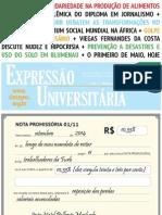 Expressão Universitária Abril 2011