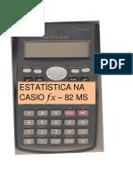 Calculadora fx82MS