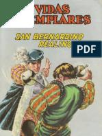 San Bernardino Realino - Vidas Ejemplares