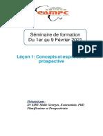 leçon_1_Dr_SIBY_Prospective_Stratégique