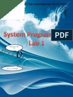 System Programming Lab1