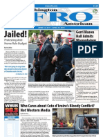 Washington D.C. Afro-American Newspaper, April 16, 2011