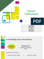 Ciencia Victimologica
