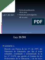 ley20501