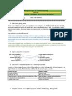 Ficha de Avaliação PLA 6452