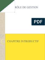 cours CONTRÔLE DE GESTION seace 1 ET 2
