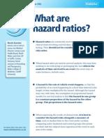 What_are_haz_ratios