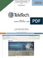 Sem Finanzas Caso Teletech corp Sesion 6 Ver 2003 rev 0
