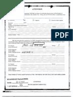 Notorious BIG FBI Documento - Parte 1