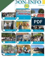 le journal pdf de Septembre 2021