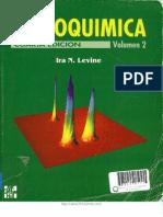 Fisicoquímica, Cuarta Edición, Volumen 2 [Ira N Levine]