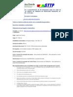 APOSTILA PARA AGENTE DE TRÂNSITO DA PREFEITURA MUNICIPAL DE CAMPINA GRANDE – PB – STTP 2011