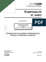 UE 214 Comptabilit 233 Et Audit S 233 Rie