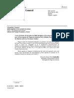 Carta Iberoamericana 2003