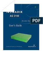 AG3100_Userguide_FINAL
