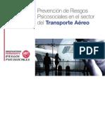 PREVENCION DE RIESGOS PSICOSOCIALES ENEL SECTOR DEL TRANSPORTE AEREO