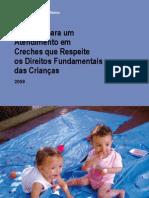 criterios para um atendimento em creches que respeite os direitos fundamentais
