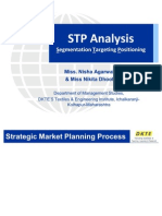 STP Analysis