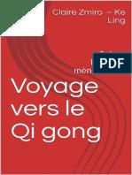 Voyage Vers Le Qi Gong Suivre l'Nergie Mne Au Dao (Bien-tre Et Sant t. 1) (French Edition)