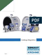 Catálogo Eletromagnético