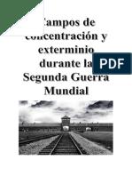 Campos de Concentración y Exterminio Durante La Segunda Guerra PDF