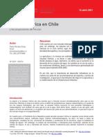 Escasez hídrica en Chile y las proyecciones del recurso