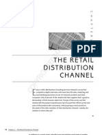 THE RETAIL DISTRIBUTION CHANNEL