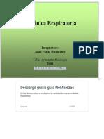 Mecánica Respiratoria - PDF Free Download