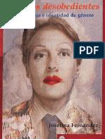 Cuerpos Desobedientes_ Travestismo e Identidad de Género