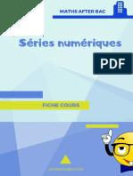 Séries numériques