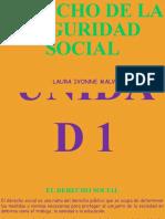 16 Derecho de La Seguridad Social CLASES LDB-01 5-OCT-2021