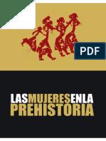 Soler Mayor, Mujeres en la Prehistoria