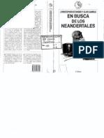 Sringer y Gamble, en busca de los neanderthales (cap 1)