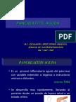 expo pancreatitis aguda