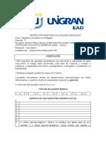 Atividade Avaliativa Especial - Prova 1 RESOLVIDA 033_796