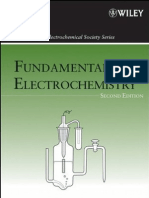 Fundamentals of Electrochemistry (Bagotsky, Wiley 2006, ISBN 0471700584)