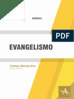 Apostila Modulo 223 Evangelismo - Marciano Silva