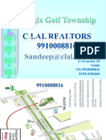 Logix Golf Apartment sec 150  Noida 9910008816