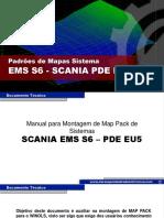 PADRÕES MAPAS SCANIA EMS S6 EU5 E EU3