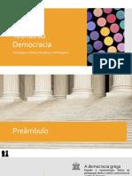 Teorias da Democracia