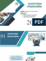 CHARLA DE AUDITORIA FINANCIERA PPT