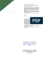 Kasambahay Handbook