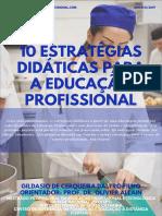 10EstratégiasDidáticasParaaEducaçãoProfissional