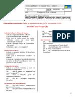 JAMILLY KEITY BORGES LIMA - CED 04 - Recuperação 3º ANO