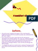 Asamblari elastice 1