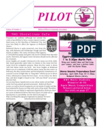 The Pilot -- April 2011 Issue