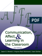 CommunicationAffectAndLearning