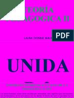 1 Teoría Pedagogica II LIC. LCE-3 CLASES 13-SEP-2021